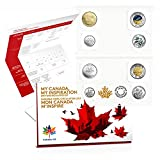 My Canada, My Inspiration 2017 Uncirculated Set (8 coins)