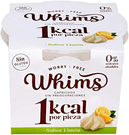 Whims Snack Dulce 1 Kilocaloría Limón 42 g