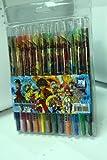 BAKUGAN Battle Brawlers Crayons (12 colors)