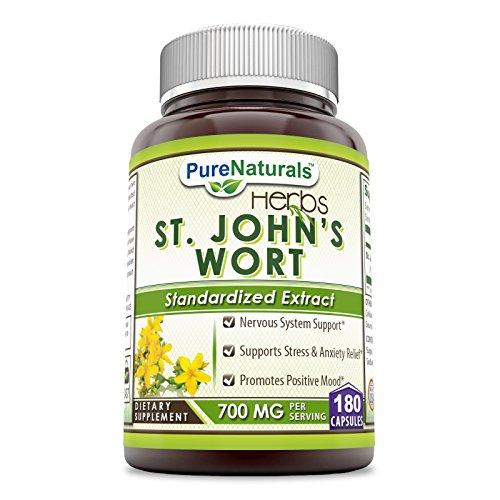Pure Naturals St. John