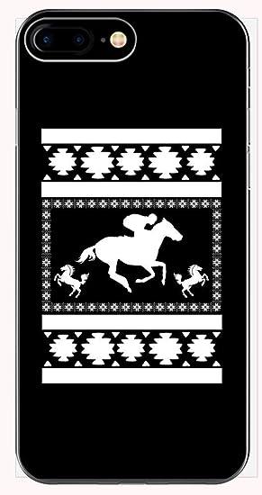 Amazon com: Horse Racing Ugly Christmas Sweater Look Gift