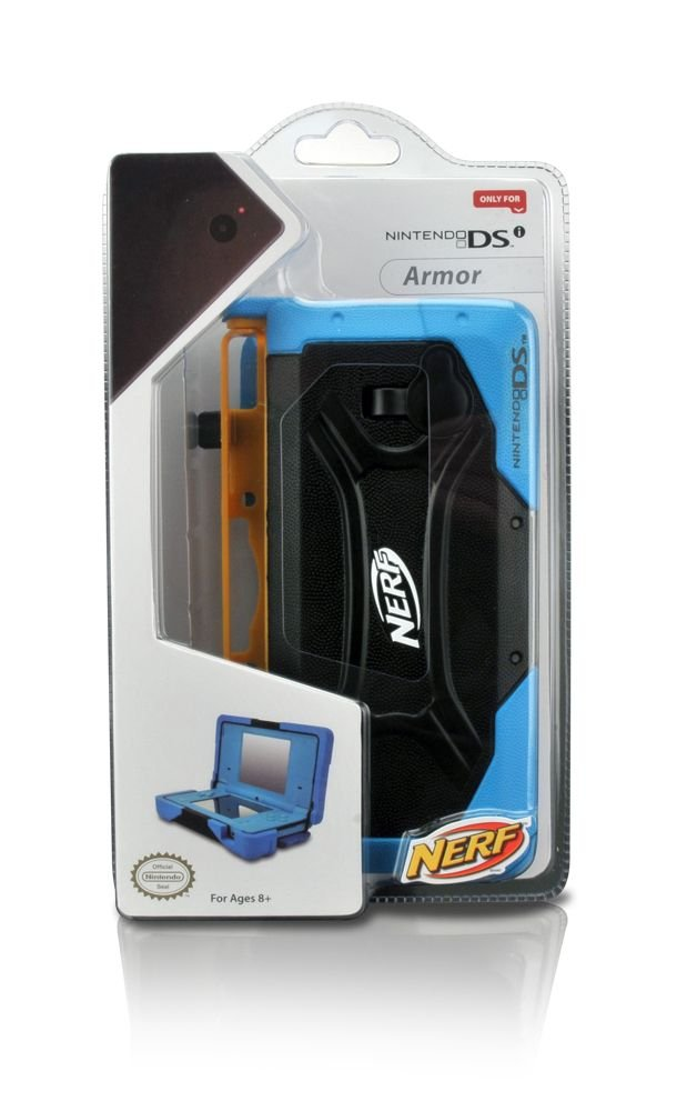 DSi Nerf Armor - Blue/Black by PDP (Image #2)