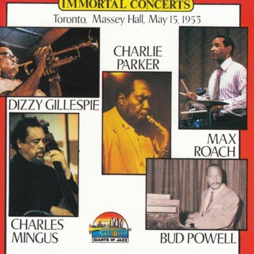 Live-Toronto Massey Hall 1953 by Giants of Jazz (Ita)