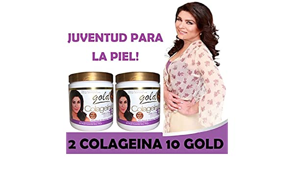 Amazon.com: Colageina Hydrolyzed Collagen Powder 195 gr.: Health & Personal Care