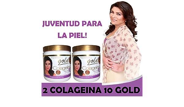 Amazon.com: Colageina Hydrolyzed Collagen Powder 195 gr.: Health & Personal Care