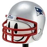 NFL New England Patriots Football Helmet Antenna Topper