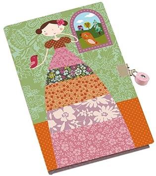 Tagebuch Mädchen Mit Schloss Abschließbar Amazonde Bürobedarf
