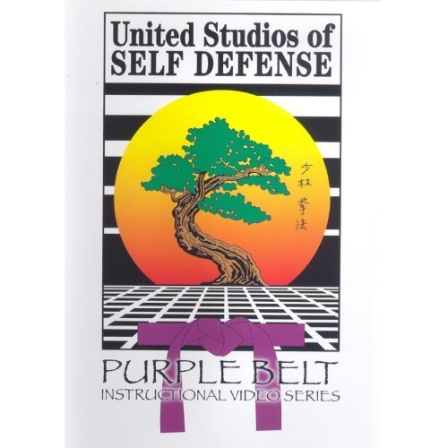 United Studios of Self Defense Purple Belt Instructional Video Series