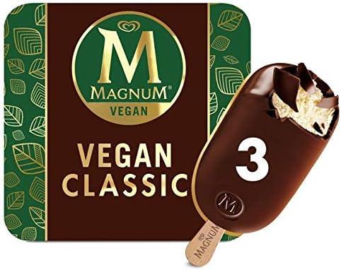 Magnum Vegano Clásico Helado 3 x 90ML   congelado   Base de ...
