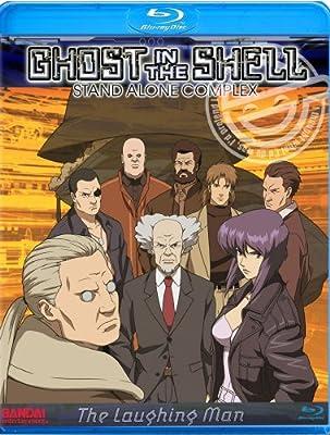 Ghost In The Shell Laughing Man Blu Ray Atsuko Tanaka Kenji Kamiyama Kenji Kamiyama Movies Tv Amazon Com