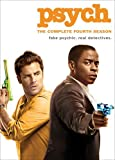 Psych: Complete Fourth Season [DVD] [Import]
