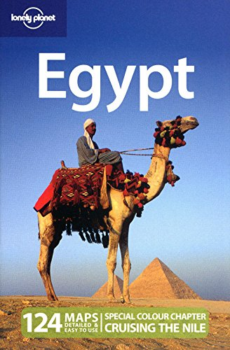 Lonely Planet Egypt (Country Travel Guide)