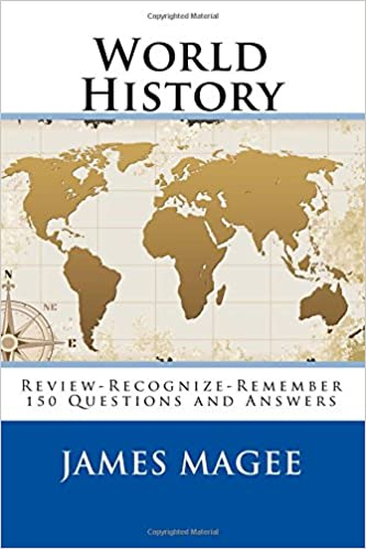 Buy world history review recognize and remember 150 interesting buy world history review recognize and remember 150 interesting questions and answers book online at low prices in india world history review gumiabroncs Gallery