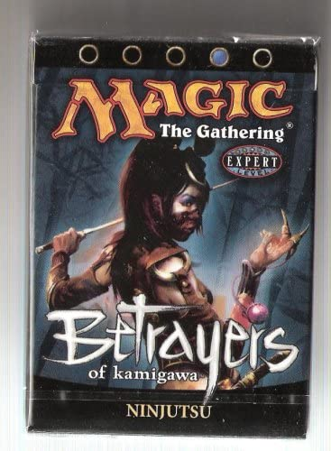 Amazon.com: Magic the Gathering Betrayers of Kamigawa ...