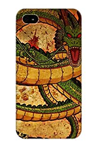 For Iphone 5/5S Fashion Design Anime Dragon Ball Z Case-urjkup-4277-kymgryr / Cover Specially Made For Thanksgiving Day's Gift