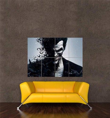 BATMAN ARKHAM ORIGINS XBOX ONE PS4 PS3 GAME PC GIANT ART ...