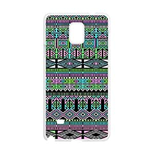 AZTEC pattern CUSTOM Phone Case for Samsung Galaxy Note 4 LMc-60531 at LaiMc