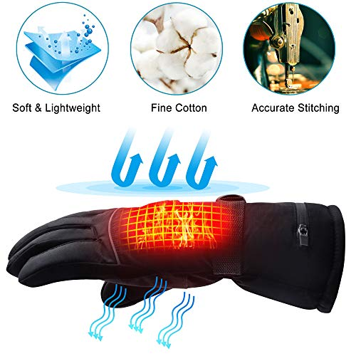 Buy rechargeable heated gloves