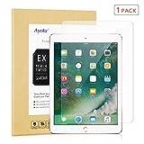 Ayotu iPad Mini / iPad Mini 2 / iPad Mini 3 Screen Protector,Tempered Glass Film Screen Guard with Scratch-Resistant/Crystal Clear/Bubble Free for iPad Mini 1/2 /3(Not compatible with iPad Mini 4)
