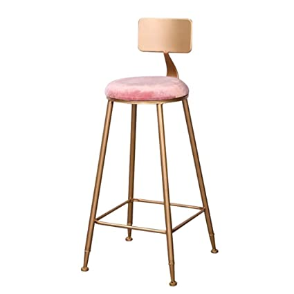 Tremendous Amazon Com Jhome Barstools Simple Wrought Iron High Stool Gamerscity Chair Design For Home Gamerscityorg