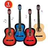 """ArtCreativity Huge 6-String Acoustic Guitar 