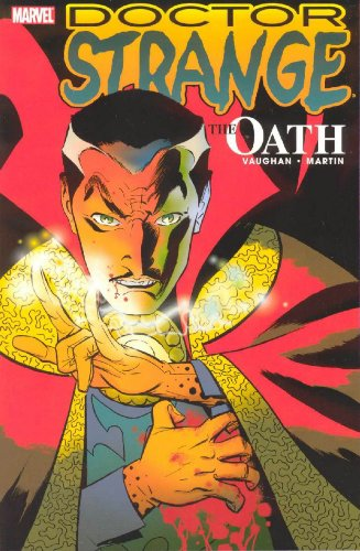 Doctor Strange: The Oath (New Avengers)