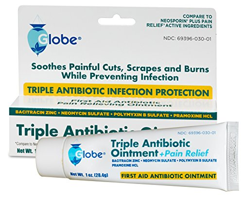 Triple Antibiotic Pain Relief