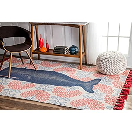 51vSItRy6nL._SS450_ Whale Rugs and Whale Area Rugs