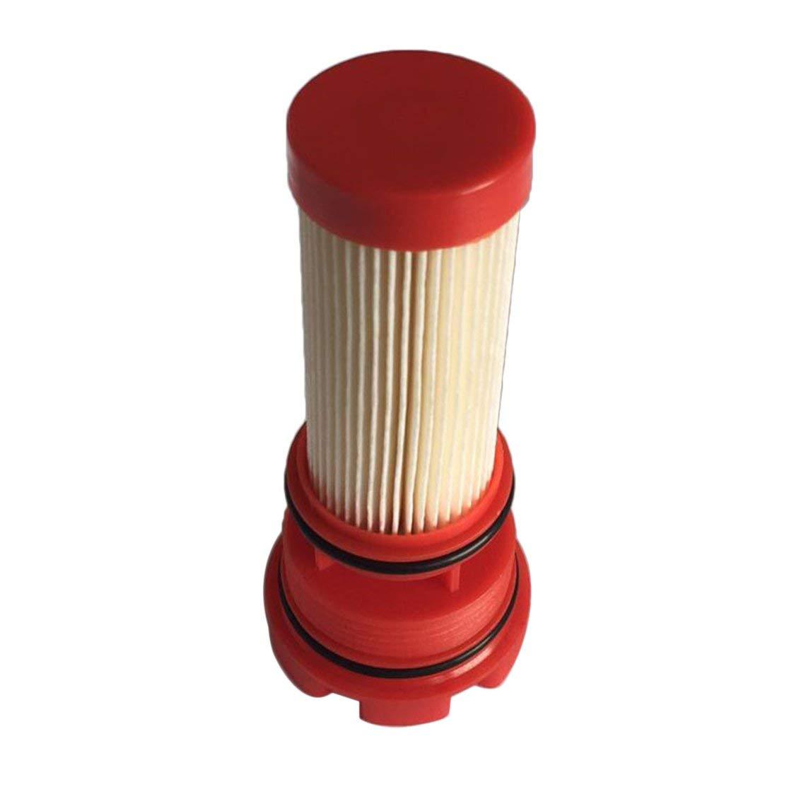 Mercury DFI OptiMax Verado Filtro de combustible rojo 35-884380T 35-8M0020349 18-7981