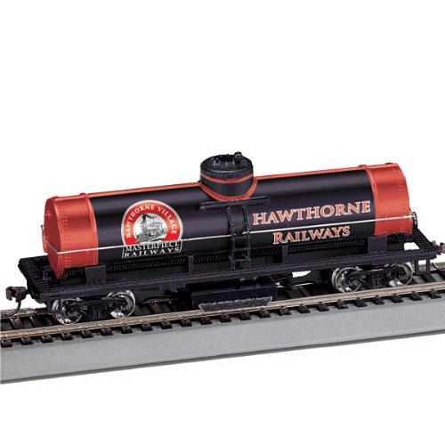 Best hawthorne village train track