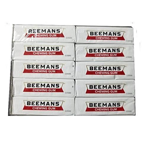 Beemans Gum 10/5 Stick Packs