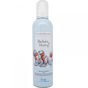 Anne Geddes Bebes & Mamas Blue Cologne For Children 300ml
