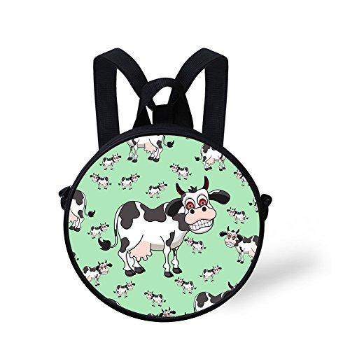 Women body Cross Round Stylish Cute W8ccc3106i FancyPrint Handbag Bag Print Circle for xRqUwvRfH1