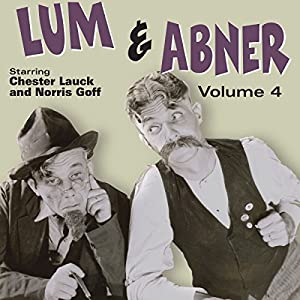 Lum & Abner, Volume 4 Radio/TV Program