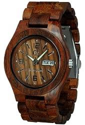 Wooden Watch By Gassen James - Alpha I Rose Wood
