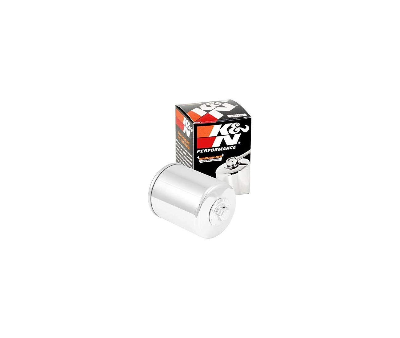 Harley-Davidson XL 883-1200/Sportster XL 1000/Filter KN-170//°C Oil