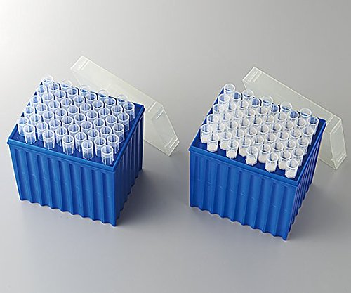 アズワン2-4969-03ピペットチップマクロ5mLγ線滅菌済フィルター付4421-SF50本/ラック×10ラック B07BD32P9T