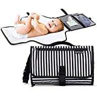 Portable Diaper Changing Pad Clutch, Travel Changer...