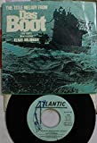 Klaus Doldinger 45 RPM Title Melody From Das Boot / Title Melody From Das Boot