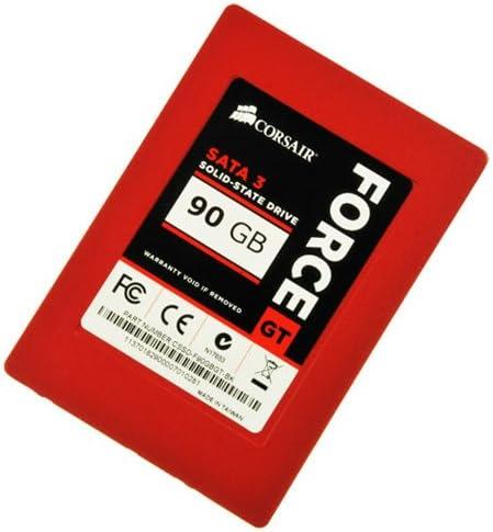 Corsair 90GB SSD Force Series GT SATA 3 6/Gb/s, CSSD-F90GBGT-BK ...