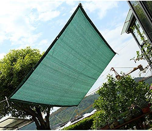 日焼け止めシェード布 耐UV 75%のシェーディング率 シェードネッティング 緑 丈夫な 日焼け止めネット ために 庭園 花 工場 温室,グリーン,8x9m