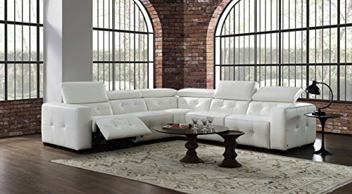 Creative Furniture Riley Sectional with Power Recliners, ...