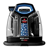 Bissell Portable Professional Deep Carpet Cleaner with All NEW Heat Wave Technology Deep Reach Tool with Strong Suction, Removable Large Water Tanks