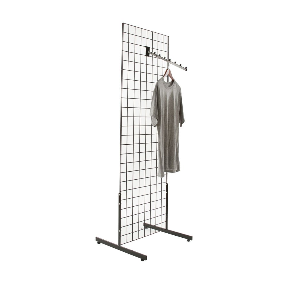 Amazon.com: 2\' x 6\' Gridwall Panel Tower with T-Base Floorstanding ...