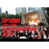 SPYAIR LIVE at 野音「Just Like This 2011」 [DVD]