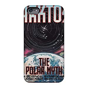 Durable Hard Cell-phone Case For Iphone 6 (EVb17567DXIX) Provide Private Custom Trendy Metallica Band Image