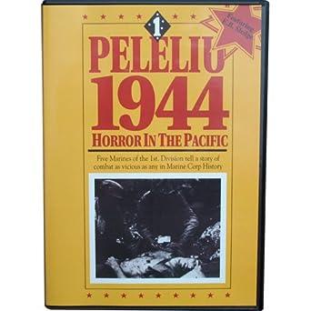 peleliu 1944 horror in the pacific