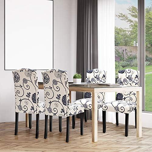 Giantex Parsons Chairs