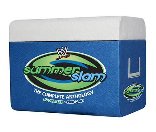 WWE: Summerslam: The Complete Anthology by WELLSPRING/GENIUS