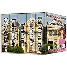 Rebecca Schwartz Complete Set: Five Funny Cozy Mysteries (The Rebecca Schwartz Series)